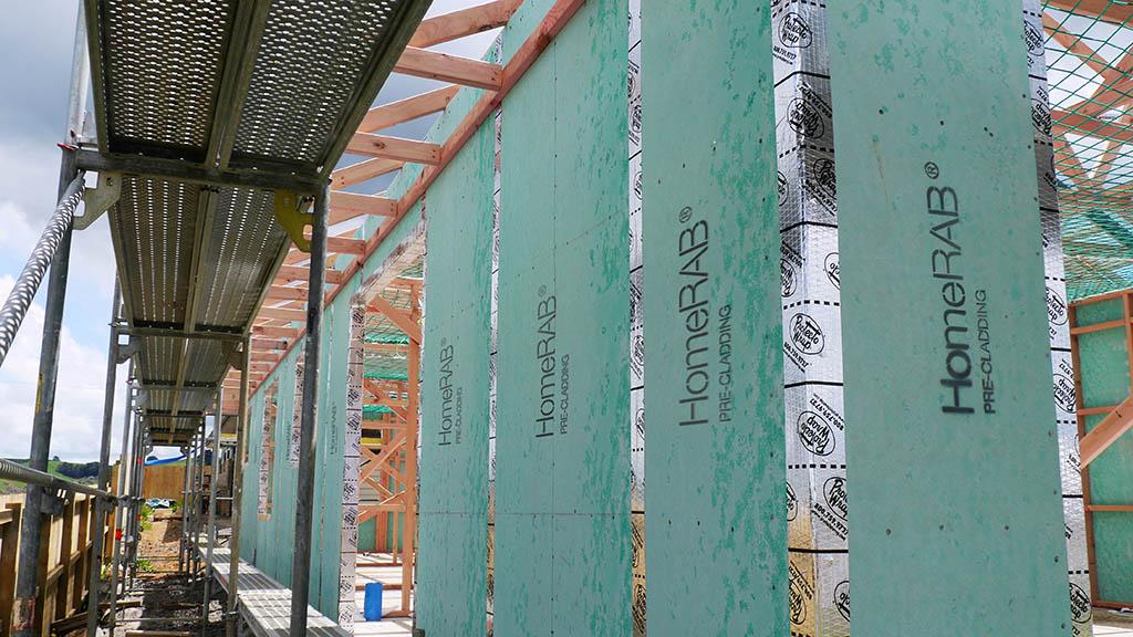 盖房子 新西兰建材