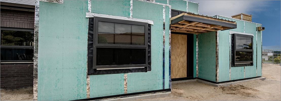 HomeRAB预置垫层 新西兰建材