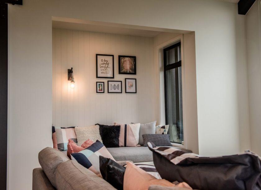 公寓或联排 内墙板