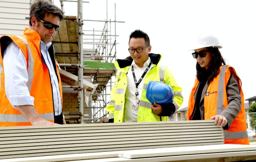 建筑材料供应商 建材 新西兰建材供应商 James Hardie