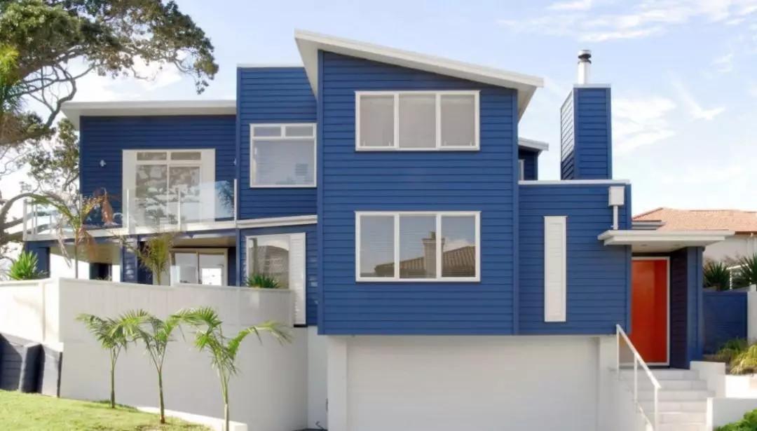 建材 建筑外墙材料 新西兰外墙材料 James Hardie 壁板