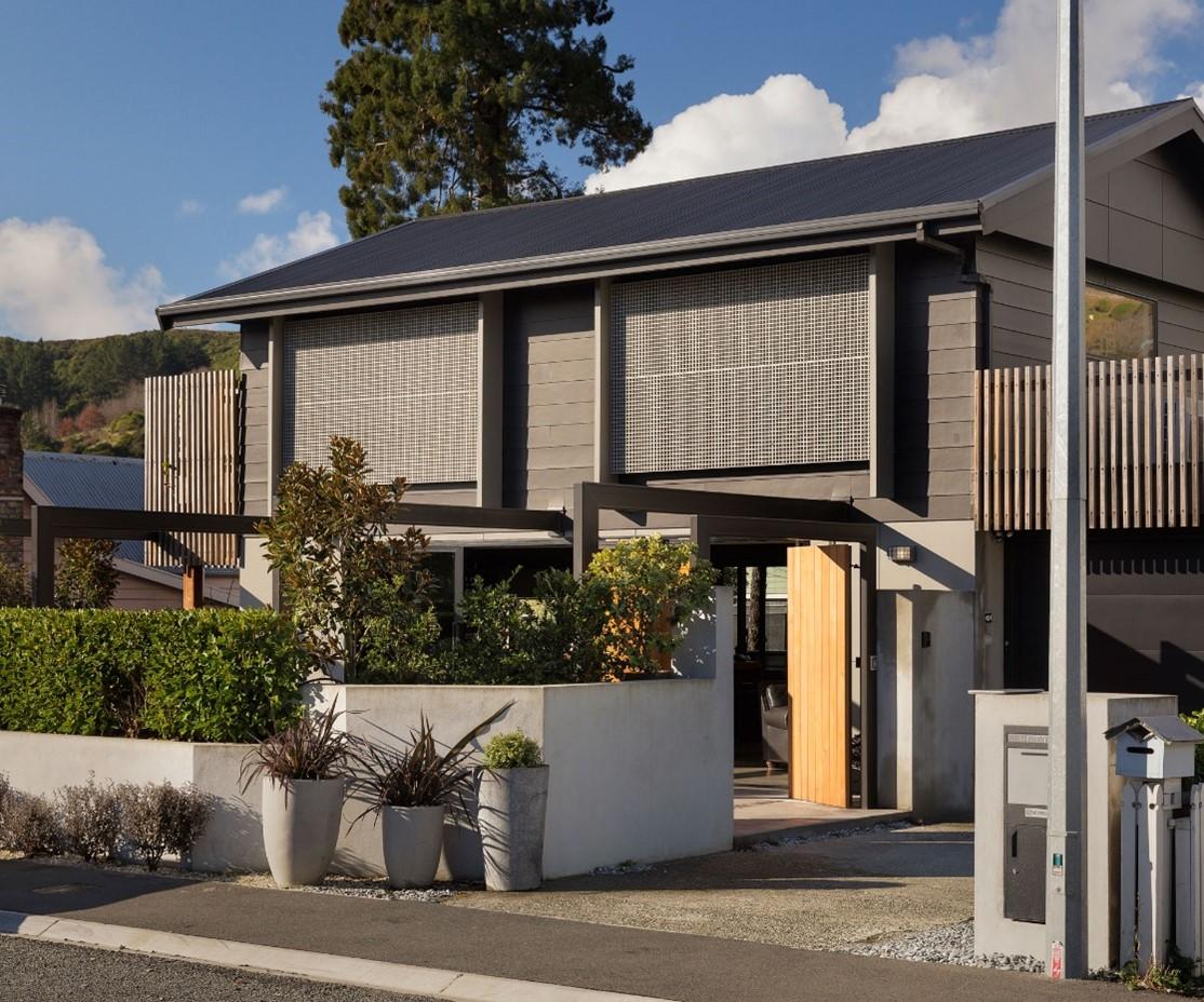新西兰外墙材料 防火规范 防火墙